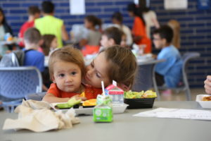 Photos from Middletown Area SD free lunch program