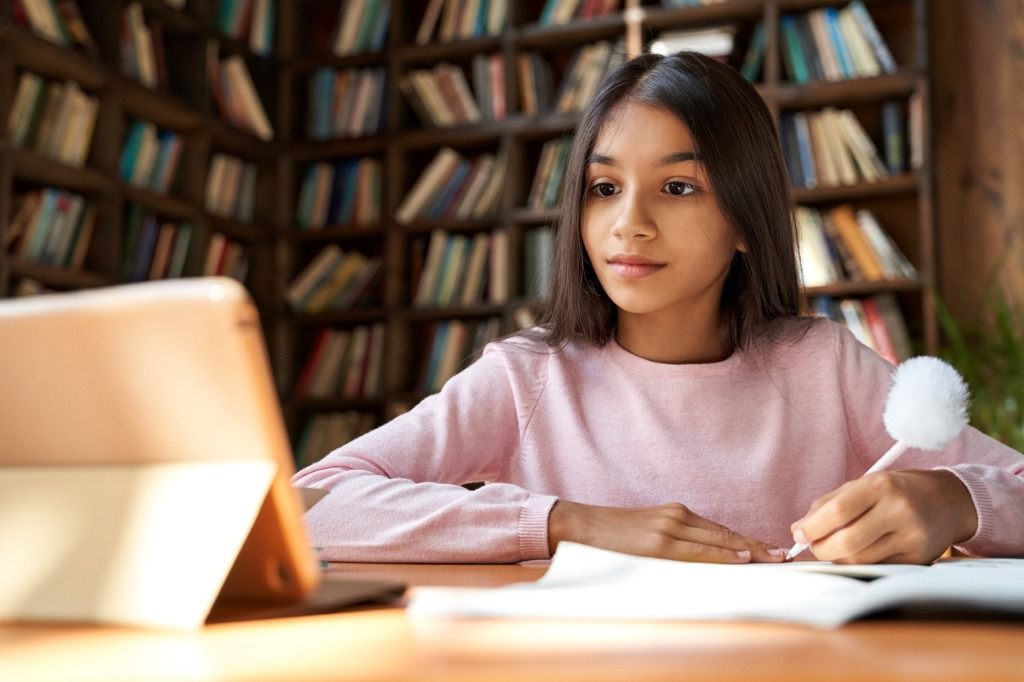 KER Virtual Literacy background